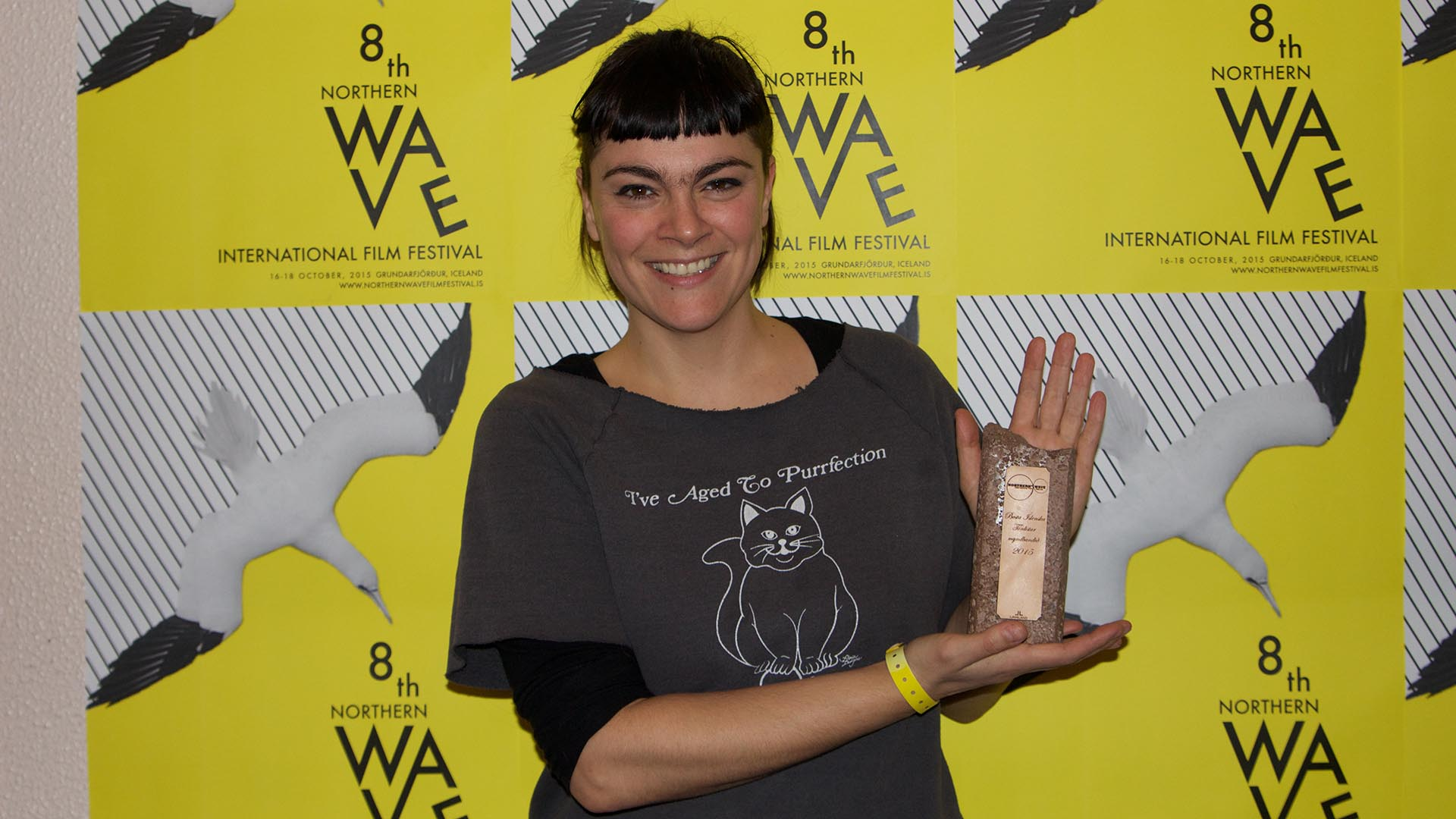 Northern Wave International Film Festival, winner 2015